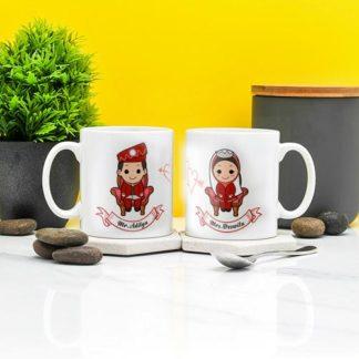 mug couple adat batak