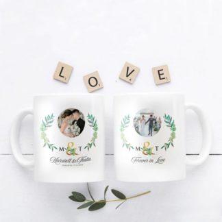 mug couple foto pernikahan
