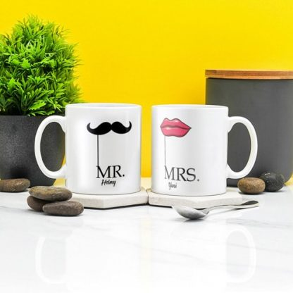 mug couple unik dan keren untuk hadiah pernikahan