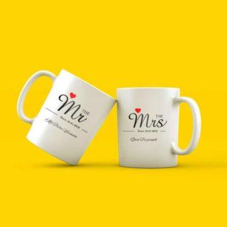 mug couple unik untuk kado pernikahan