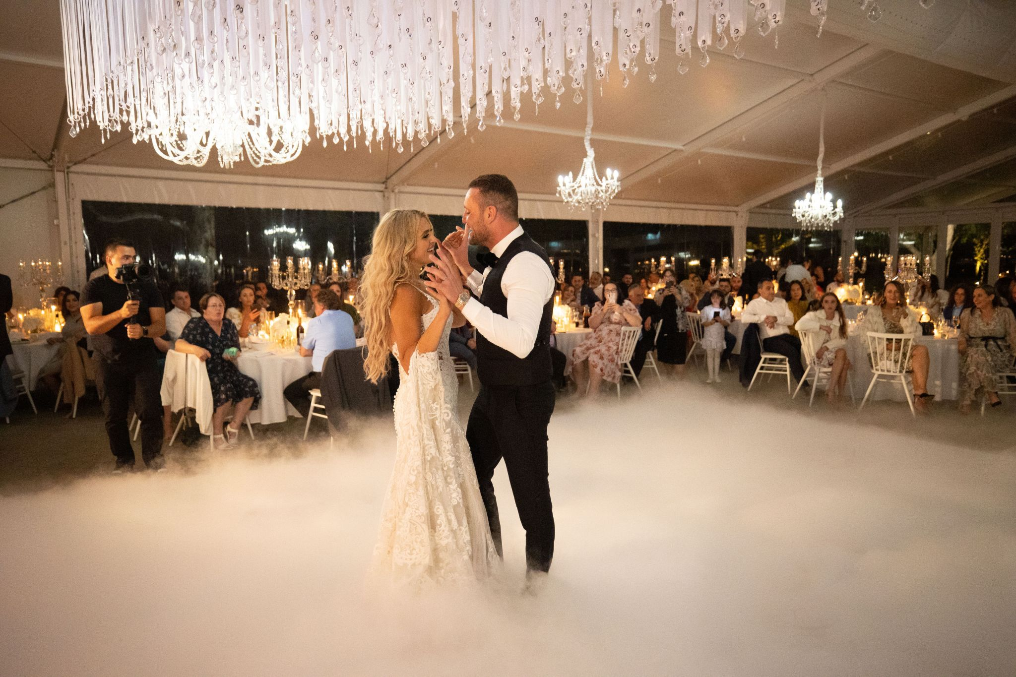 Wedding Dry Ice Adelaide