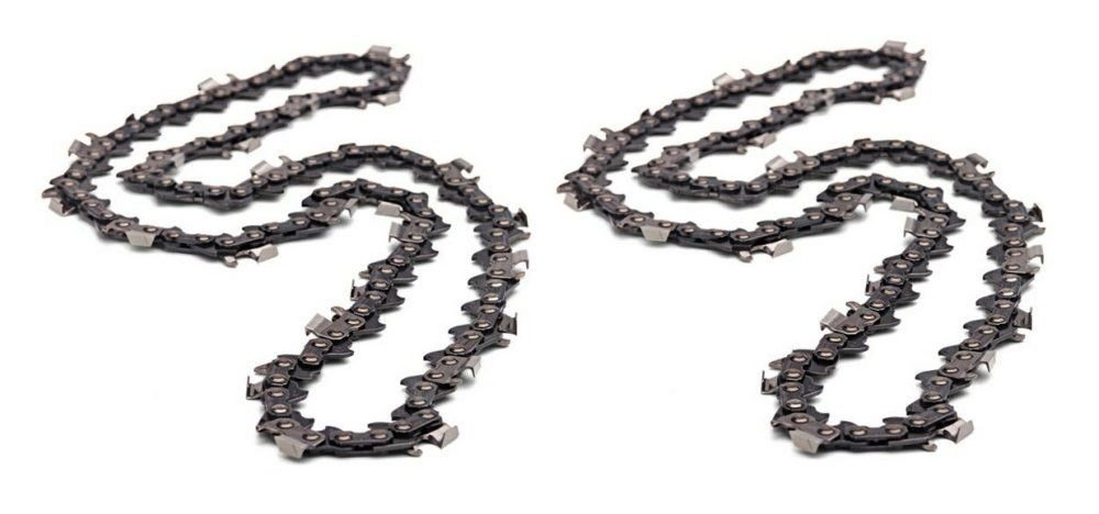 2 x chainsaw chain 16'' for Stihl MS 341 MS 361 MS 380 MS