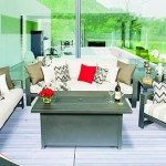 Outdoor Furniture Chat Set