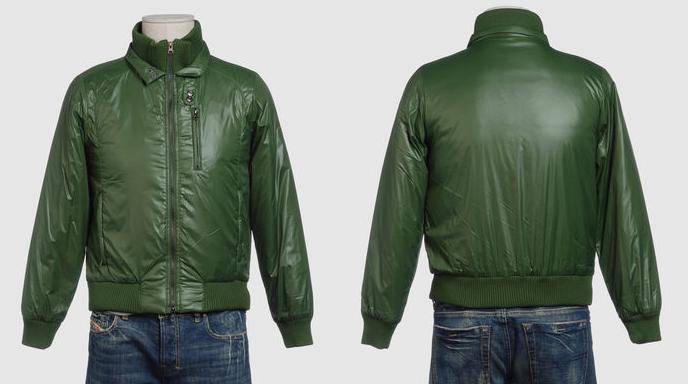 David Mayer Green Jacket