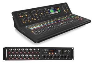 Sehr gefragt im Jahr 2018 - die digitale Audio-Stagebox DL16 von Midas. Passt perfekt zu den beiden Konsolen M32 und M32R.