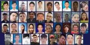 Osoby, które poniosły śmierć w kontenerze