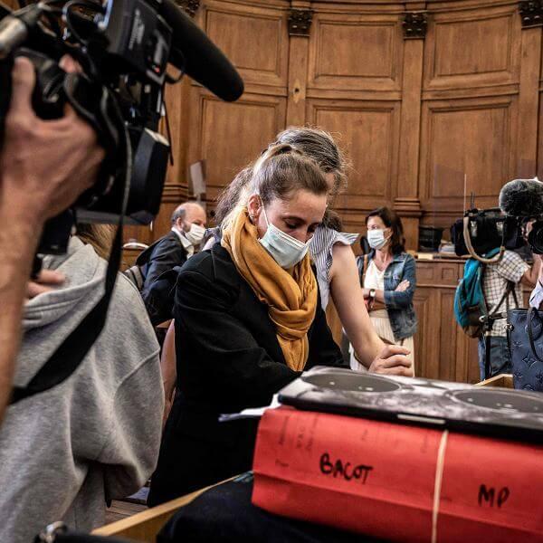 Valérie Bacot była bita i gwałcona przez lata- Sama wymierzyła mu karę