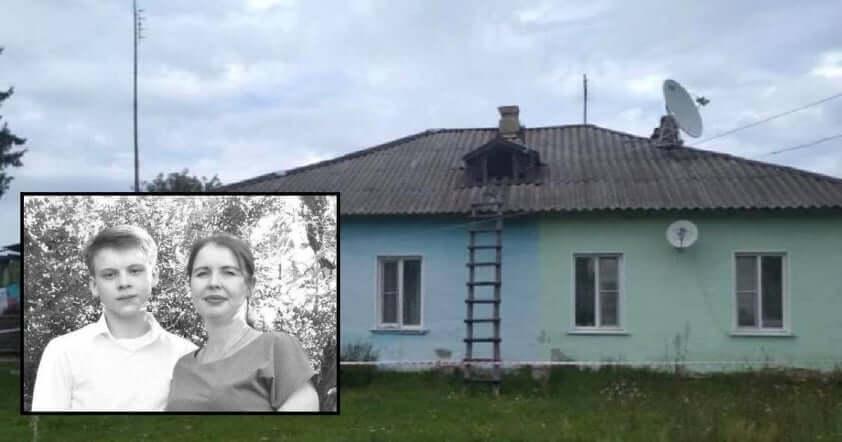 16-letni Timerlan Kamaletdinow siekierą wymordował całą rodzinę