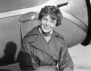 Amelia Earhart / newsweek