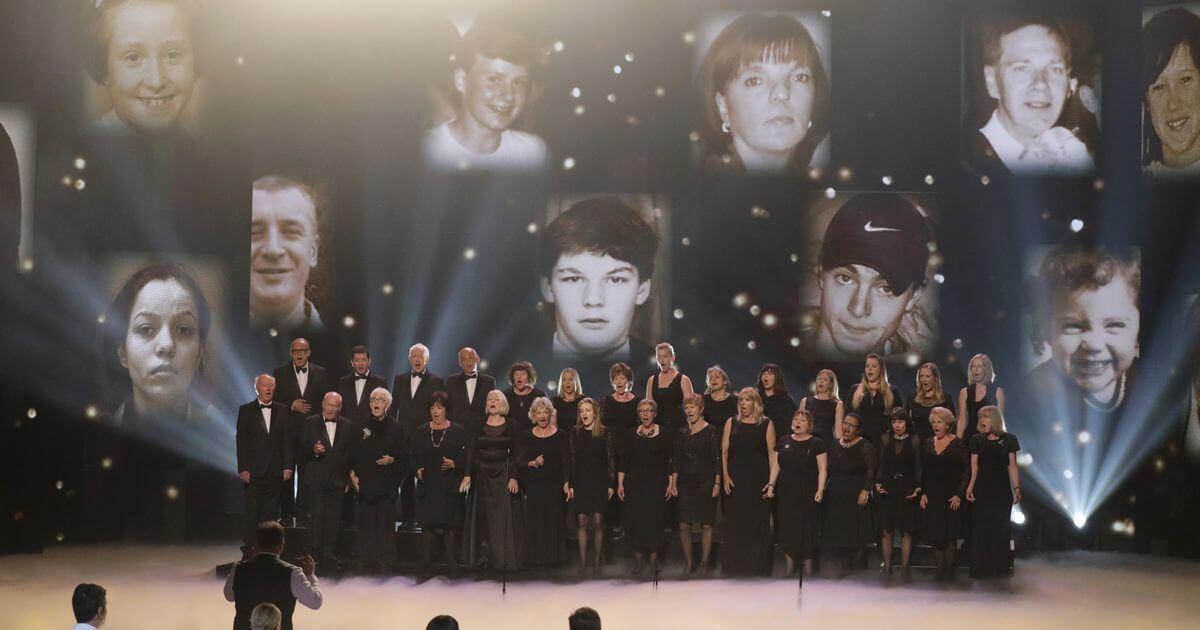 Chór ludzi zaginionych / HuffPost UK