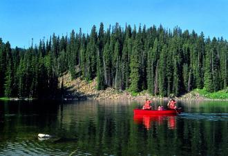 Canoeing4_GrandMesa_GJCVB