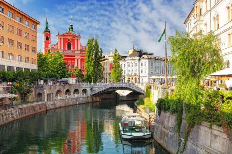 Ljubljana city break sightseeing