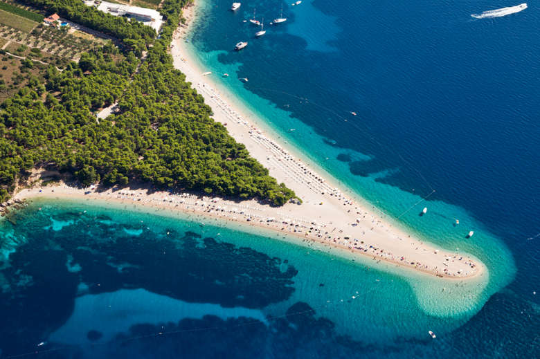 Best of Adriatic, Brač island