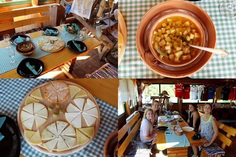 Zagreb day tour to Croatia, Diary farm, cheese tasting