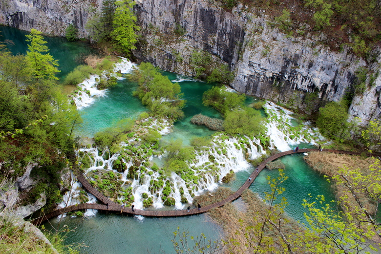 Zagreb city break Plitvice Lakes day tour