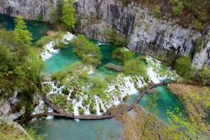 Plitvice Lakes National Park Traversine