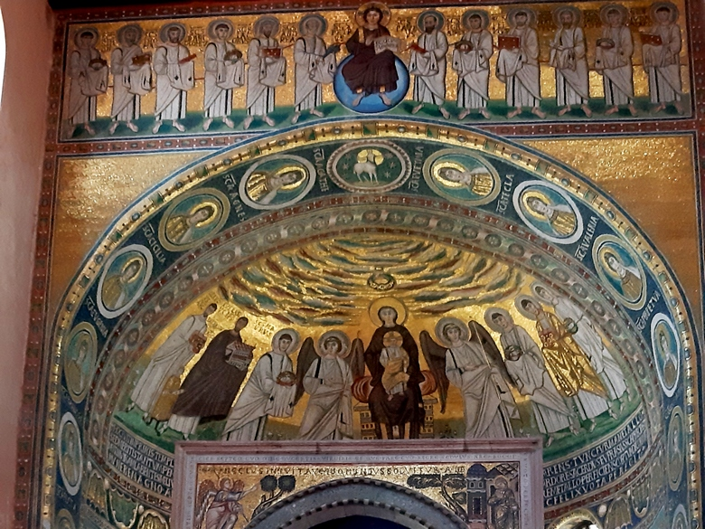 Tour from Zagreb to Istria Poreč Euphrasian Basilica UNESCO