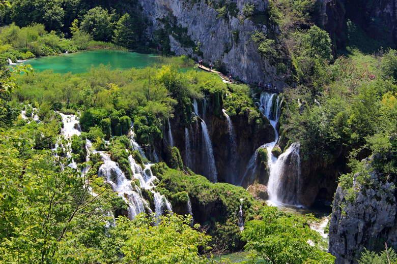Plitvice lakes national park tour unesco