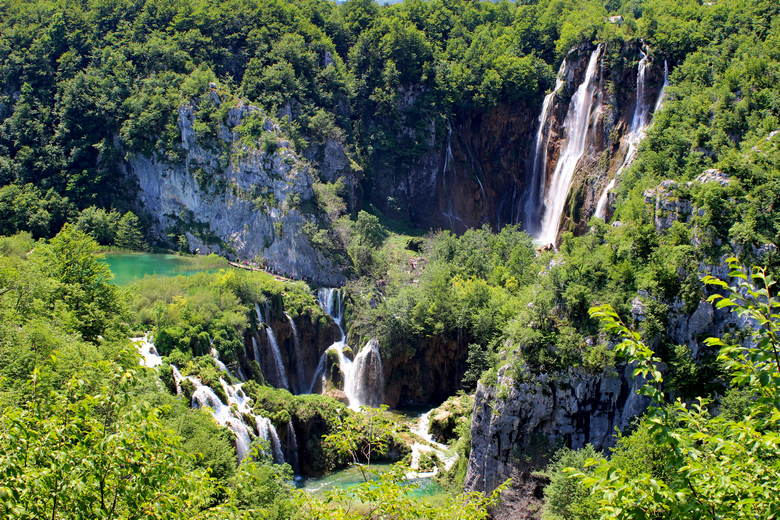 Plitvice Lakes national park - Croatian attraction