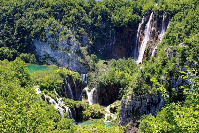 Zagreb tours to Plitvice Lakes