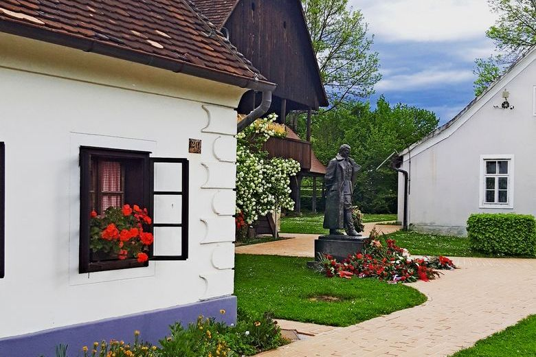 Kumrovec village, Tito's birth house
