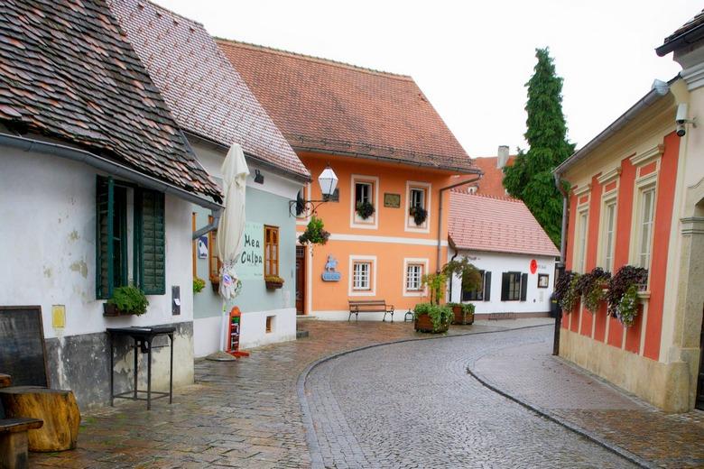 Varaždin city, Croatia