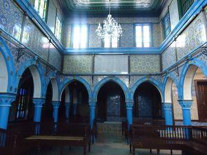 Djerba Ghriba Synagogue Juifs