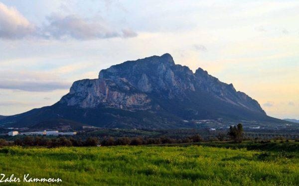 Djebel Ressas جبل الرصاص