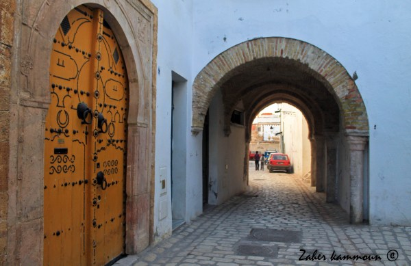 médina de Tunis