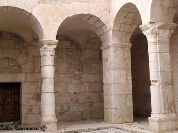 Basilique Kef