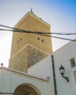 La grande mosquée de Zaghouan الجامع الكبير بزغوان