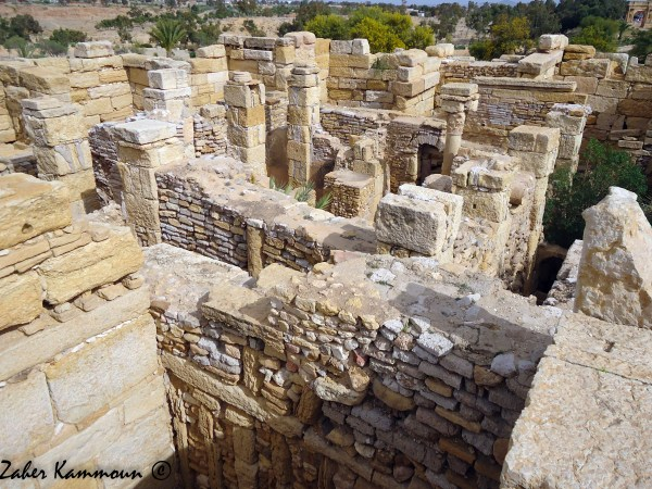 Maisons fortifiées Sbetila