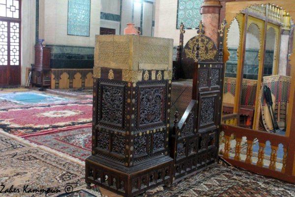 Mosquée Saheb Tabaa