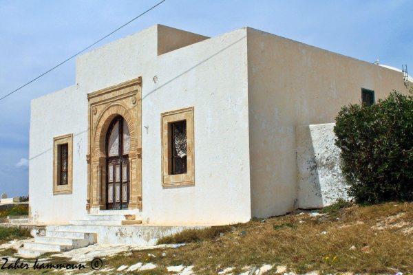 Le mausolée Sidi Jabir