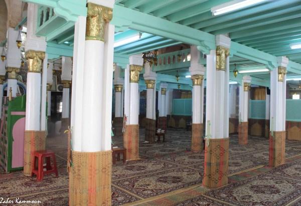 Mosquée Mostfa Hamza جامع مصطفى حمزة
