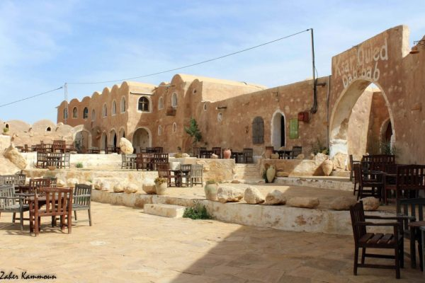 Ksar Ouled Dabbeb Tataouine قصر اولاد دباب تطاوين