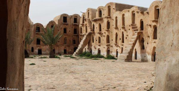 Ksar Ouled Soltane Tataouine قصر أولاد سلطان تطاوين