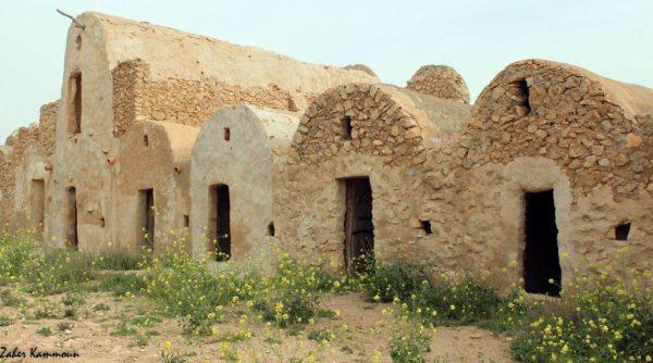 Ksar el Farch Tataouine قصر الفرش تطاوين