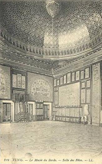 4178-cpa-tunis-le-musee-du-bardo-salle-des