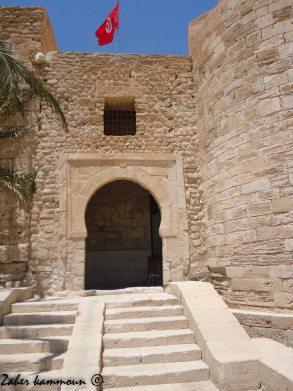 برج غازي مصطفى Borj Ghazi Mostafa