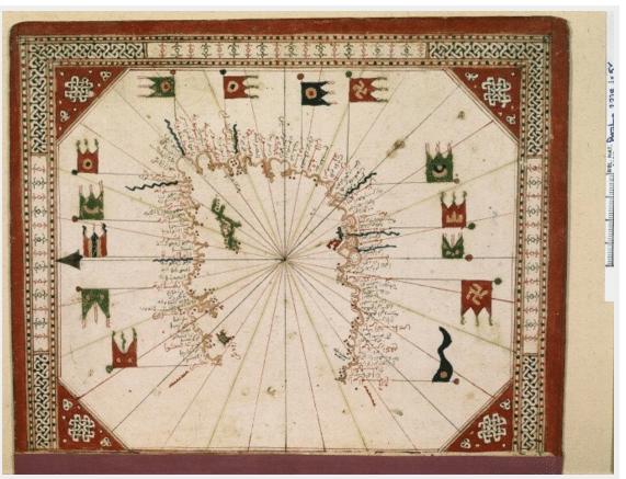 من خرائط علي الشرفي