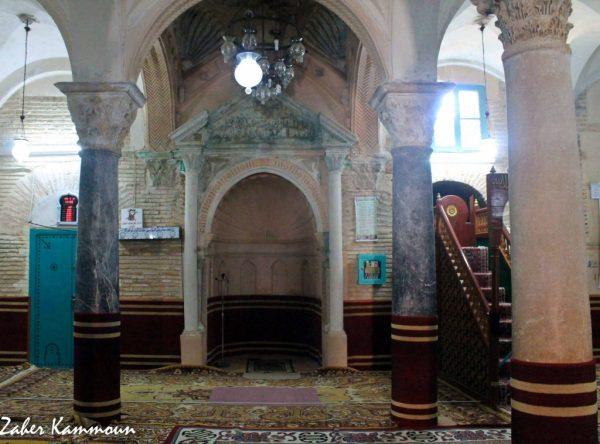 La grande mosquée de Testour الجامع الكبير تستور