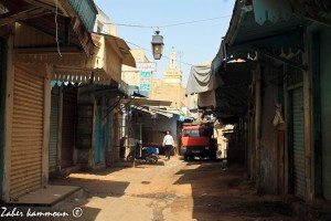سوق الصباغين و الدباغين