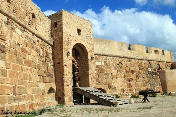 Fort de Andalous Bizerte الحصن الاسباني