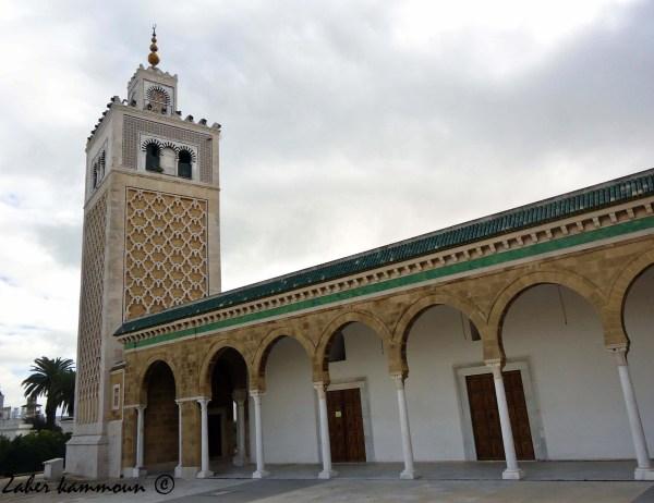 Mosquée Kasba جامع القصبة