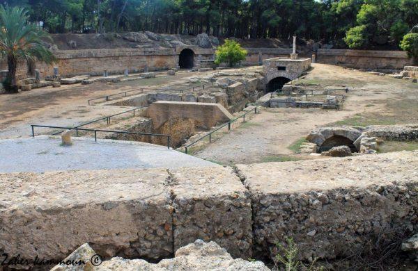 Amphithéatre de Carthage