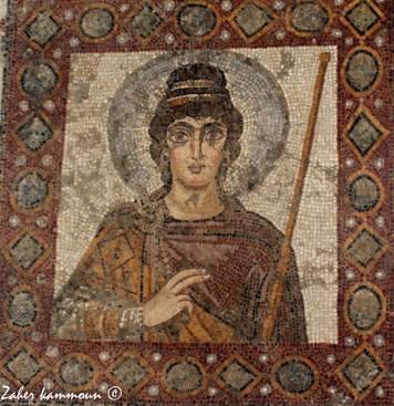 La dame de Carthage