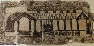 mosaique chrétienne bardo Tabarka