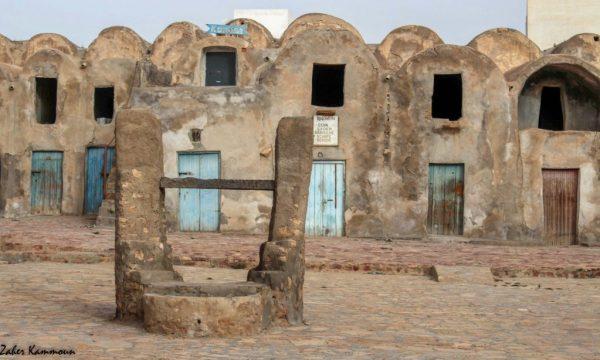 Ksar médenine قصر مدنين