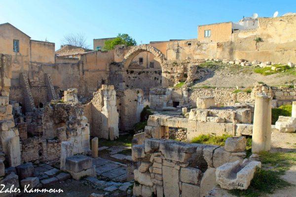Les thermes romains du Kef الحمامات الرومانية بالكاف